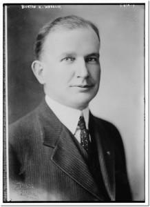 Montana Senator B.K. Wheeler. The FBI tried to frame him in 1924